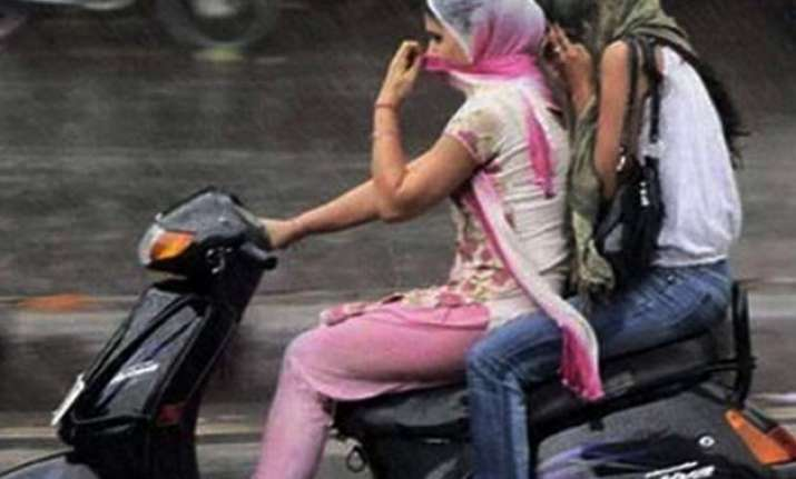 gurdaspur attack police check ids of women riding bikes