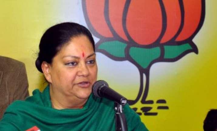 rajasthan govt effects major administrative rejig