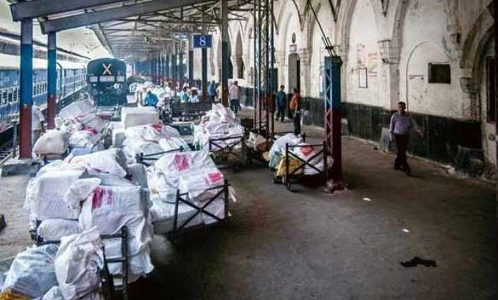india sends relief to nepal using rail route