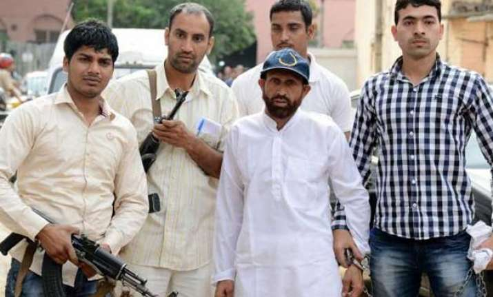 liyaqat case court to consider nia chargesheet on may 7