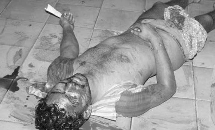 siblings murder case accused mohanraj shot dead in encounter