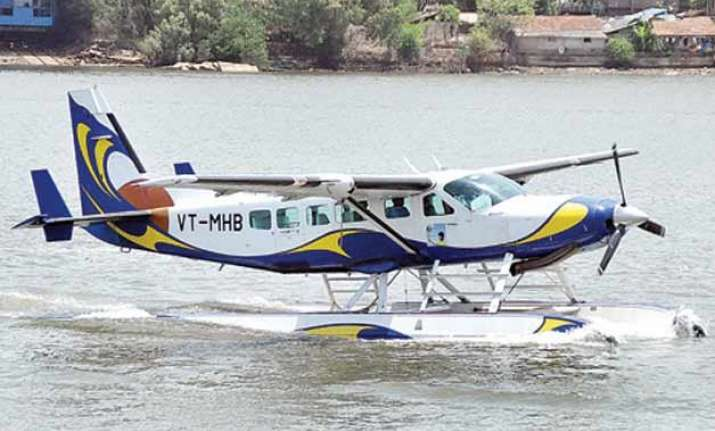 goa to offer sea planes helicopters for tourists soon