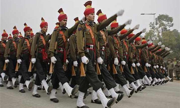 traffic restrictions for republic day parade rehearsal on