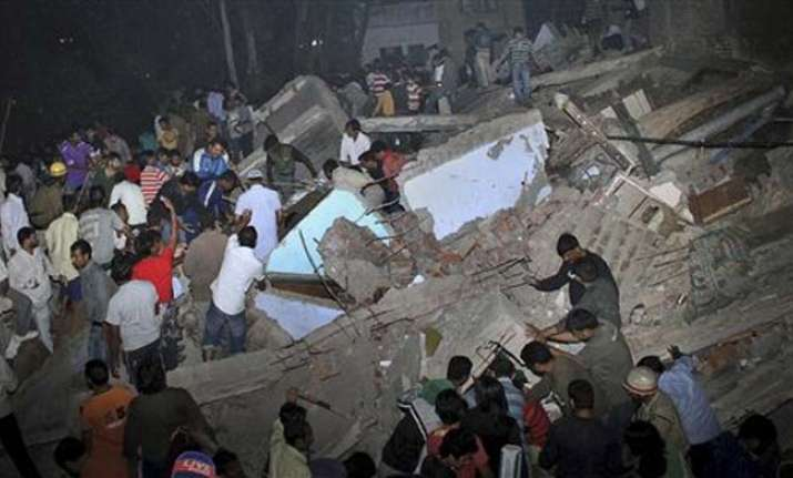 victims had no way out as huge concrete beams fell