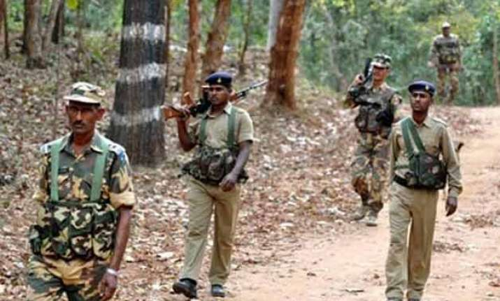 crpf plans to relocate its personnel within odisha dg