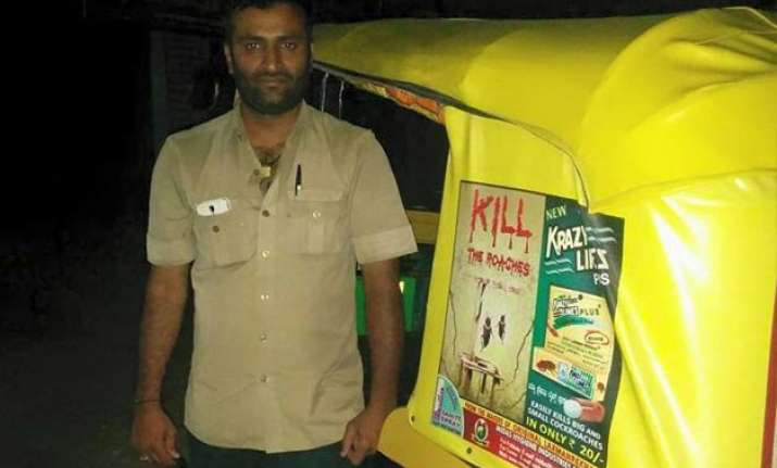 read how an auto driver treated his lady passenger with