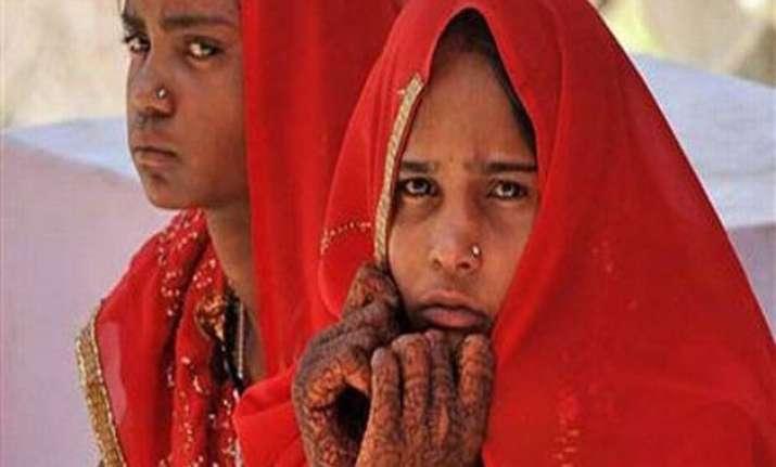 girl annuls child marriage panchayat slaps fine