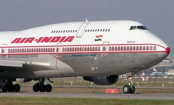 air india flight delayed as congress mp goes shopping