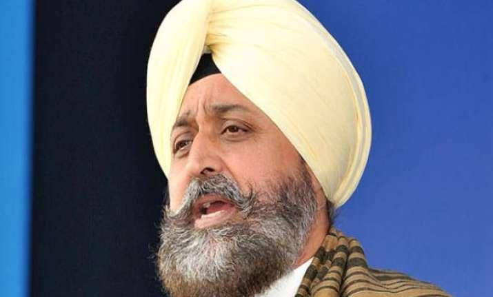 punjab congress leaders meet president seek dismissal of