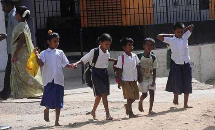 more poor children in school 30 suffer malnutrition