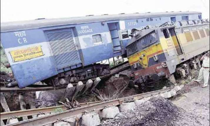 accidents in indian railways review of the last 5 years