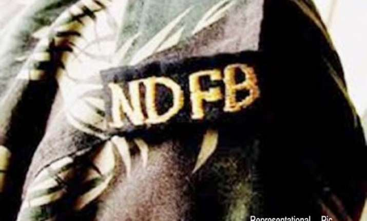 two ndfb militants arrested in assam along with arms