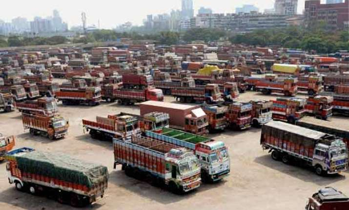 transporters keep off roads for 2nd day goods supply