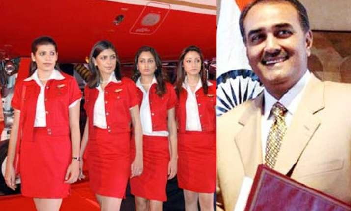 praful patel flew kingfisher 70 per cent more than air india