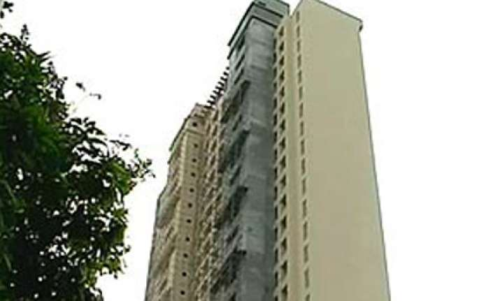 high court asks adarsh society when did defence hand over