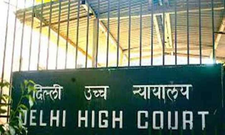 delhi high court notice to centre over prashant bhushan s