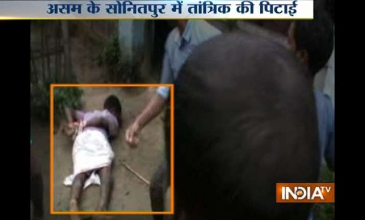 tantrik lynched in assam for beheading boy