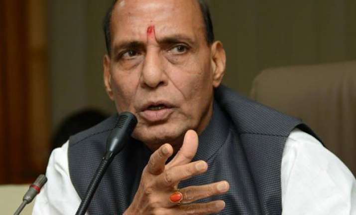 rajnath calls up mufti promises all help to deal floods