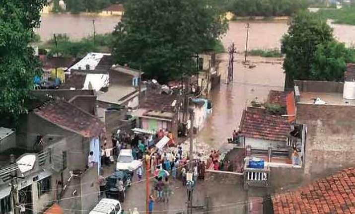 gujarat death toll due to heavy rains reaches 53