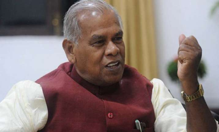 jitan ram manjhi reviews preparations for chhath festival