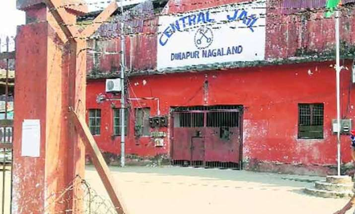 nagaland lynching ex inmate led mob to rape accused in jail
