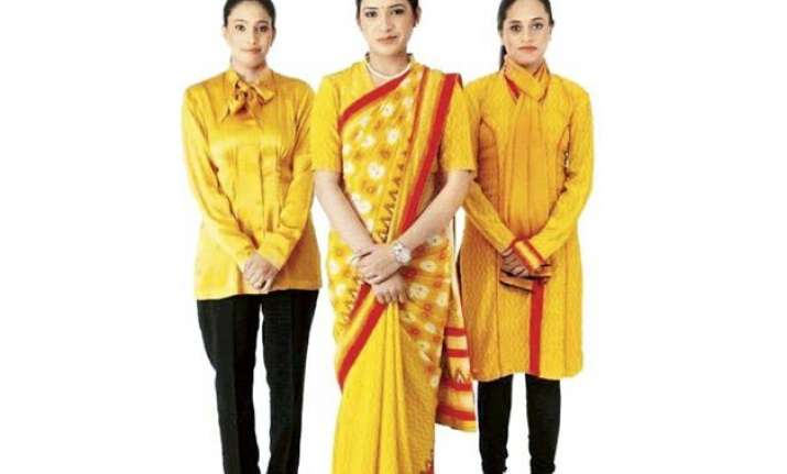 air india soon to drape its crew in bright mustard uniform