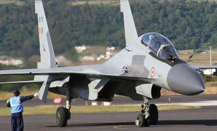 india grounds sukhoi 30 fleet safety checks on