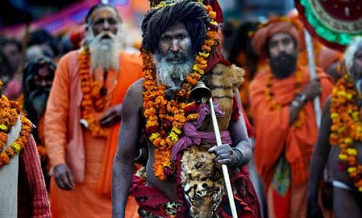 2016 ujjain kumbh separate akhada comes up to cater to