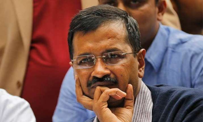 arvind kejriwal s shadow cabinet raises another political