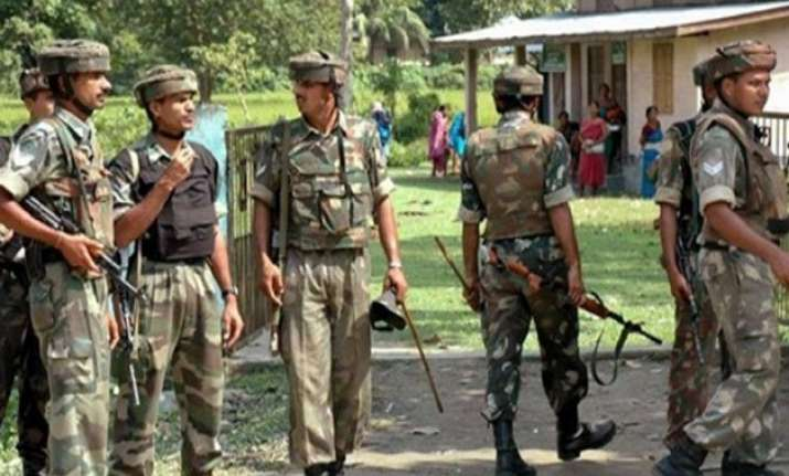 2 ndfb militants killed in encounter in assam