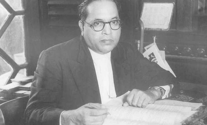 b day special dr br ambedkar the architect of indian