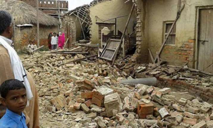 earthquake death toll in bihar mounts to 51 over 170 injured