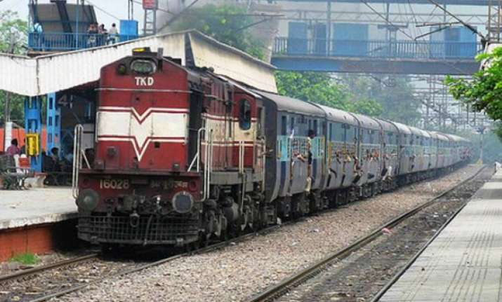sap jawan killed another injured as criminals fire on train