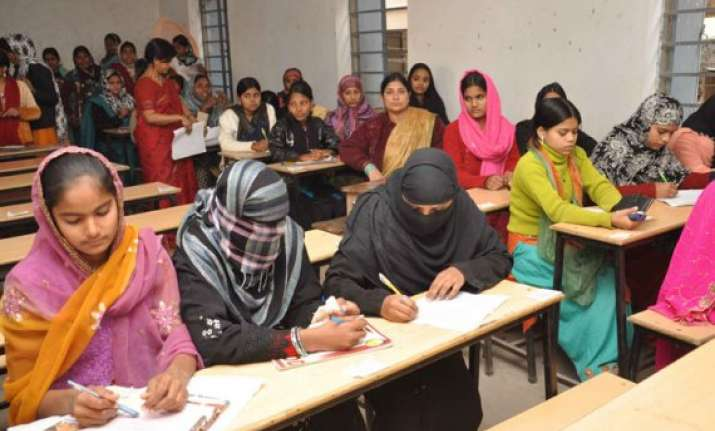 bihar madrasa bans admission to girls
