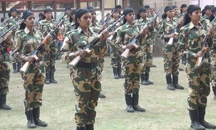 women to constitute 33 pc of constables in paramilitary