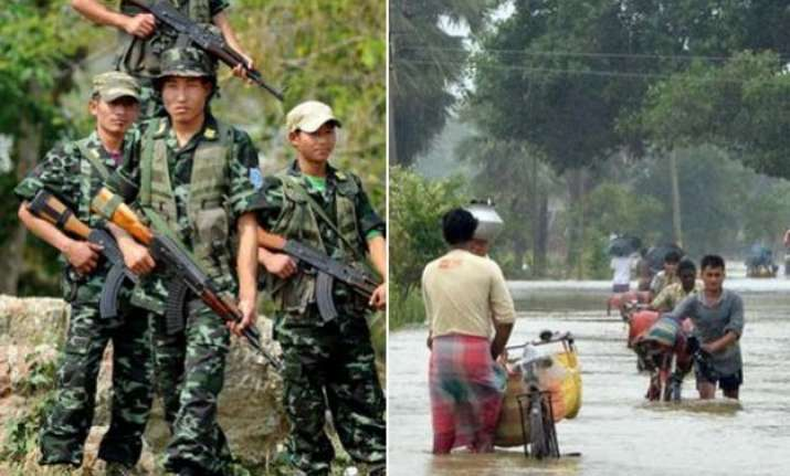 govt signs peace accord with nscn im 180 killed in floods