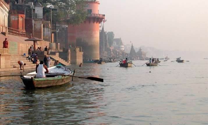 ganga pollution centre to hold meet with village heads