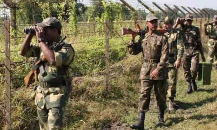 pakistan violates ceasefire in pargwal sectors