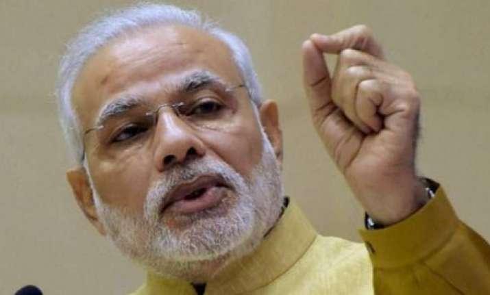 narendra modi development model has to be demand driven