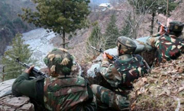india pak border firing jammu hospital sets up special cell