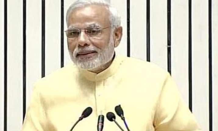 pm modi condoles jharkhand stampede deaths
