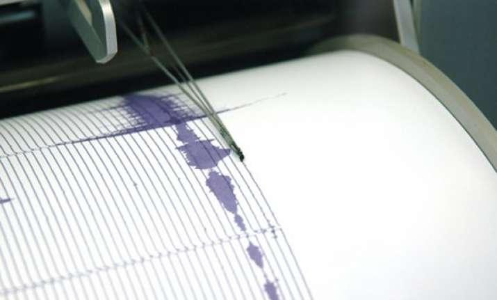 slight intensity earthquake in meghalaya