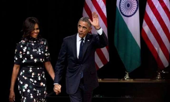in pics barack obama s 3 day visit to india
