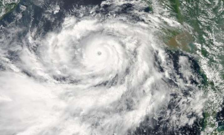 isro requested for satellite pictures to enable cyclone