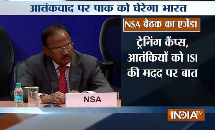 nsa talks india to hand over to pak list of 60 fugitives