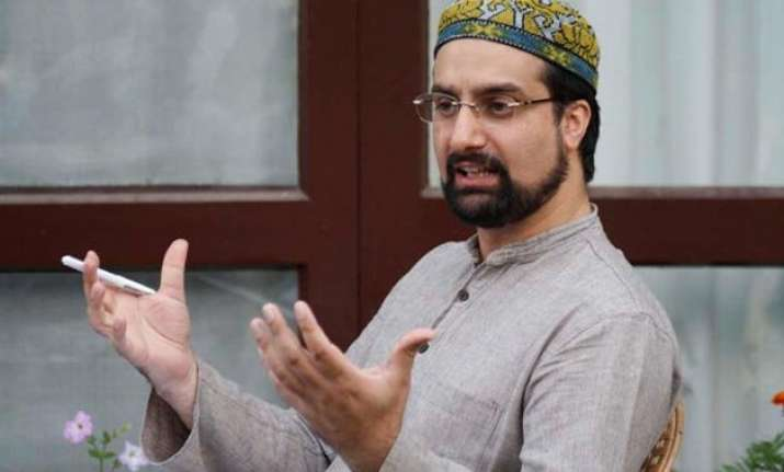 mirwaiz to organise demonstration against trucker s killing