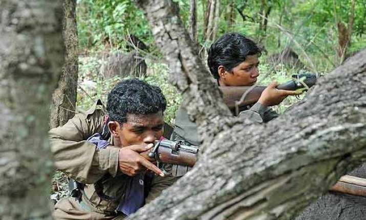 chhattisgarh maoists abduct villagers free all but one who