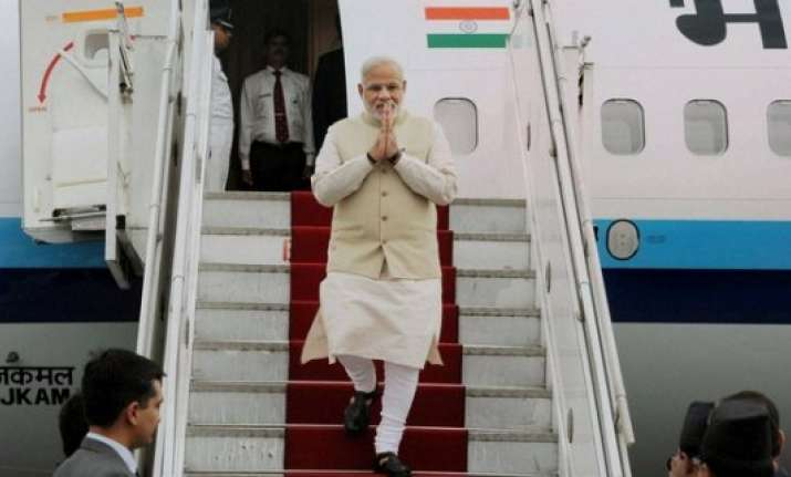 schedule of pm narendra modi s maiden us visit