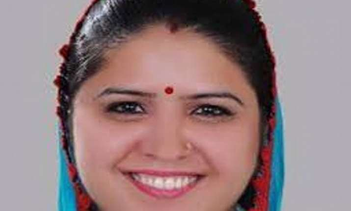 aap mla s husband held in govt employee assault case