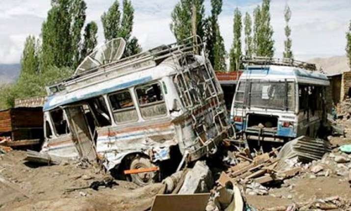 leh tragedy an indicator of climate change